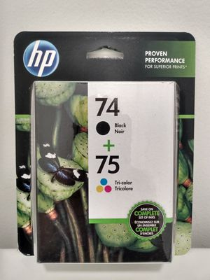 (COMBO-PACK) 2 HP INK CARTRIDGES for Sale in Springfield, VA