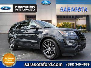 2017 Ford Explorer for Sale in Sarasota, FL