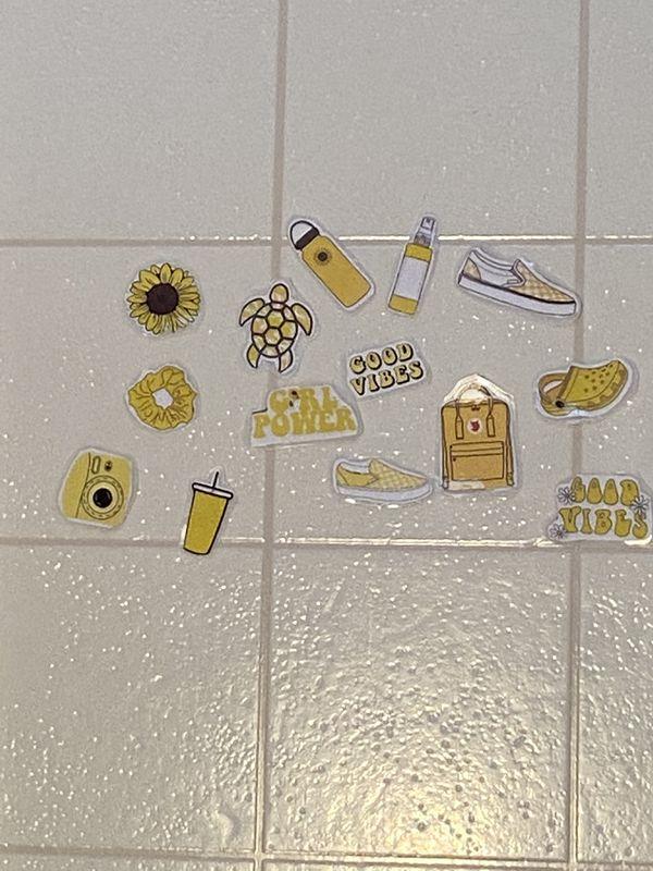 Aesthetic Stickers- (handmade)