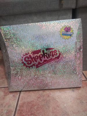Like New Exclusive Box of Shopkins for Sale in Miami, FL