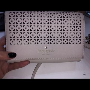 Authentic Leather Small Kate Spade Purse for Sale in Camby, IN