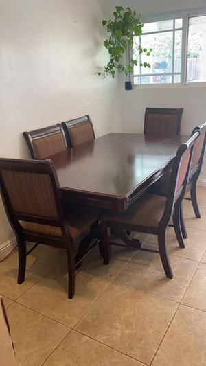 Dining table which chairs for sale for Sale in Chula Vista, CA