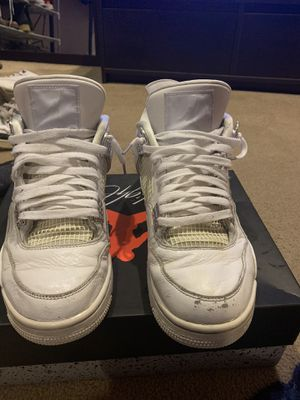 Jordan Pure Money 4s Sz 10.5 for Sale in Des Moines, WA