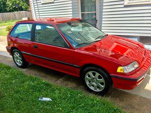 1991 Honda Civic hatch for Sale in Philadelphia, PA