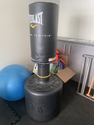 Punching bag for Sale in Seattle, WA