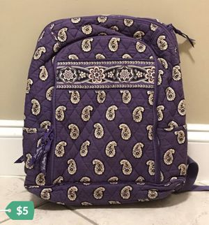 Vera Bradley backpack for Sale in Frederick, MD
