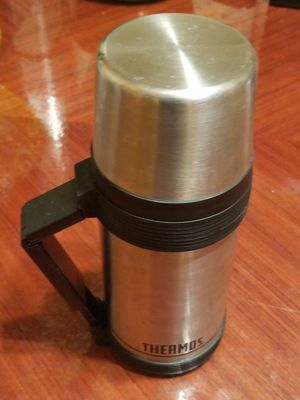 Stainless Steel Thermos for Sale in Chicago, IL