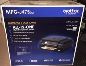 Brother All-In-One printer for Sale in Westbrook, ME
