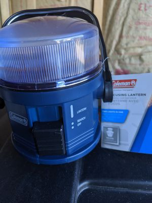 Coleman Camping Lamp for Sale in Fairview Heights, IL