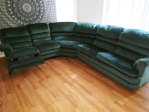 Sectional Couch with bed for Sale in Morrow, GA