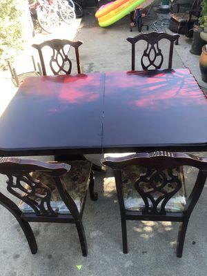 Comedor de 4 sillas for Sale in Compton, CA