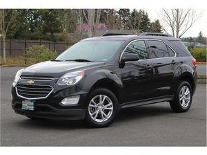 2017 Chevrolet Equinox for Sale in Marysville, WA