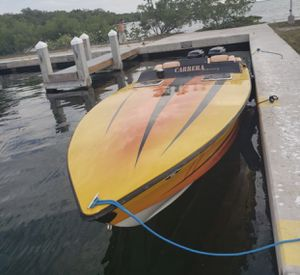 Carrera speed boat 30 for Sale in Cutler Bay, FL