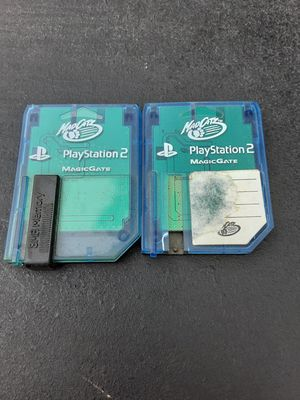 PS2 memory cards $10 each now in NE DC for Sale in Washington, DC