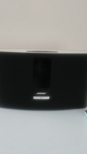 Speaker bose soundtouch 20 for Sale in US