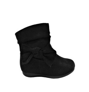 Brand new infant toddler girls black fashion fall boots size 2 for Sale in Plymouth, MA