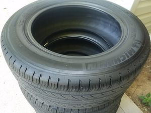 4 Michelin Tires 215 60 16 for Sale in Ford, KY
