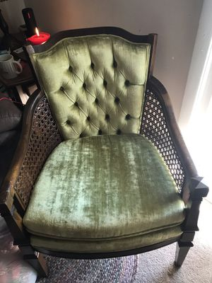 Antique Cane Chair for Sale in Orchard Park, NY