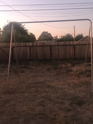 Basketball Hoop and Soccer Post! for Sale in Ceres, CA