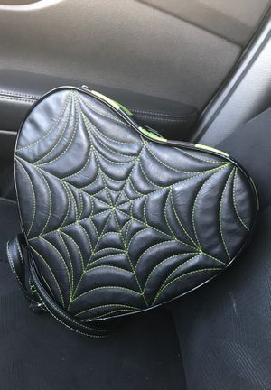Spiderweb heart Backpack for Sale in Riverside, CA