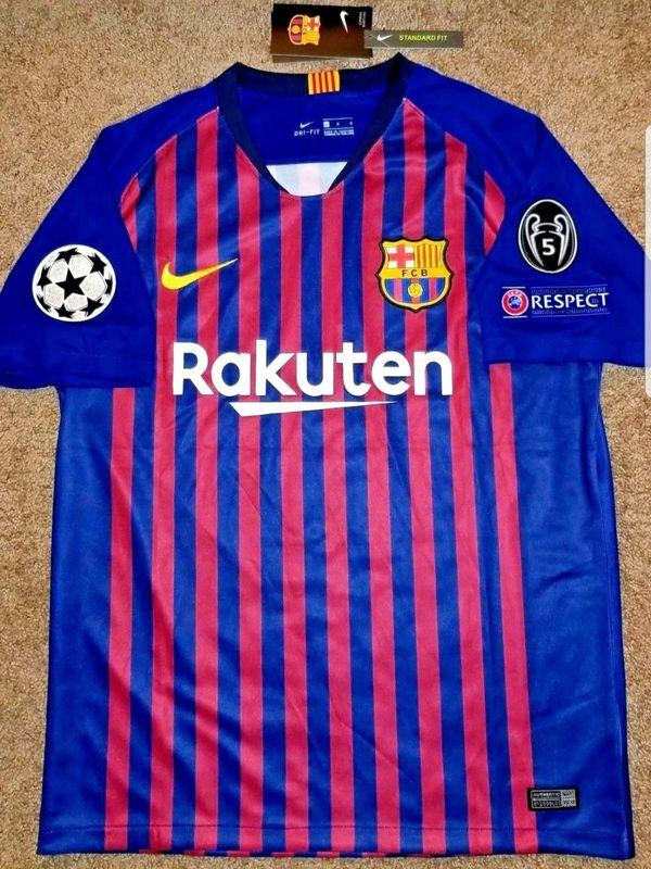 FC BARCELONA classic jersey camiseta remera MESSI 10