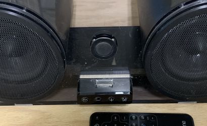 I Home Bass Enhancer Excellent Condition! W/remote for Sale in Rumson,  NJ