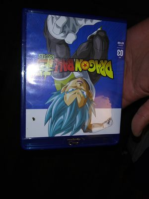 Dragon ball super blue ray for Sale in Arvada, CO