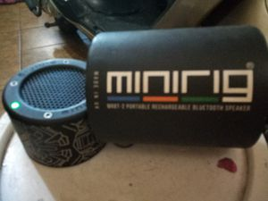 MRBT-2portable recharable Bluetooth speaker for Sale in Fresno, CA
