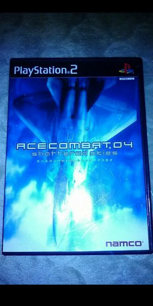 Ace combat 4 shattered skies PS2 game $5 for Sale in Lynwood, CA