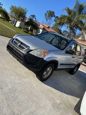 Honda CRV 2003 for Sale in West Palm Beach, FL