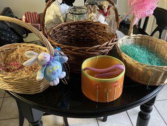 Basket Bundle for Sale in Huntington Beach,  CA