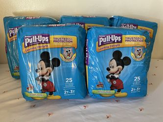 Huggies Pull-Ups 2T-3T 125ct for Sale in New York,  NY