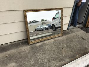 Mirror in perfect condition for Sale in Lemon Grove, CA