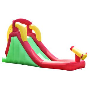 Inflatable Moonwalk Water Slide Bounce House Bouncer Kids Jumper Climbing OP70019 for Sale in South El Monte, CA