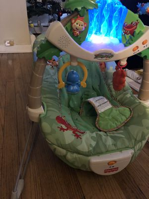 Fisher price bouncer for Sale in Edgewater, NJ