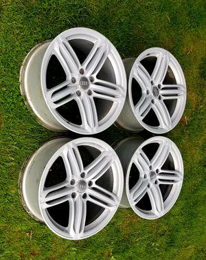 Audi 21 Inch Wheels Rims OEM (Peelers) for Sale in Kent, WA