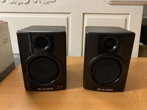 M-Audio Studiophile AV30 Speaker System for Sale in Chandler, AZ