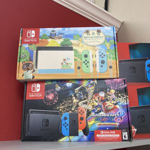 Nintendo Switch All Edition Available $50 Down No Credit Needed Finance Today for Sale in Dallas, TX