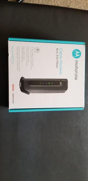 Motorola Cable Modem for Sale in Belleville, NJ