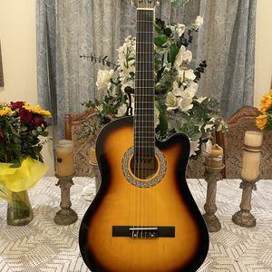 sunburst fever classic acoustic guitar for Sale in Commerce, CA