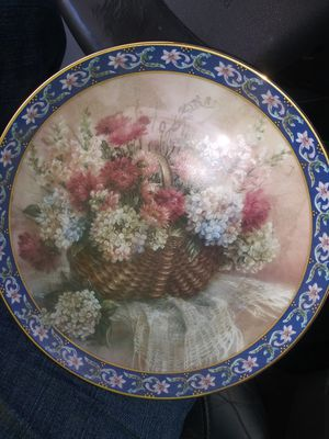 Antique plates, dishes , dishes, brass and porcelan figurines. for Sale in San Diego, CA