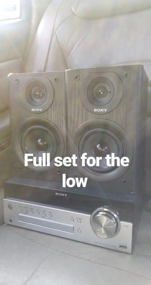 Sony speakers for Sale in Long Beach, CA