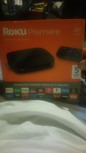 Roku premiere 4k for Sale in National City, CA