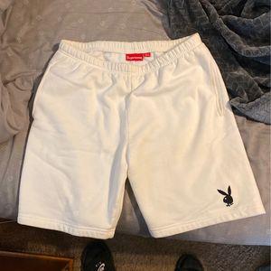 Supreme X Play Boy Sweat Shorts for Sale in Orlando, FL