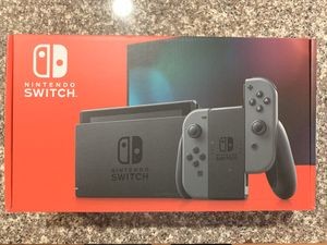 Nintendo Switch Gray Joy Con for Sale in Millvale, PA