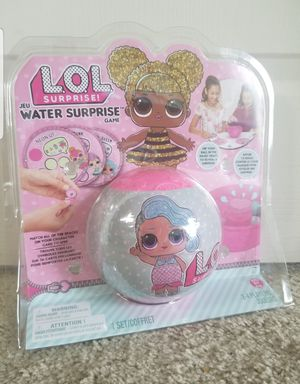 Brand new L.O.L. Surprise! Water Surprise Game, Multicolor. for Sale in Lake Mary, FL