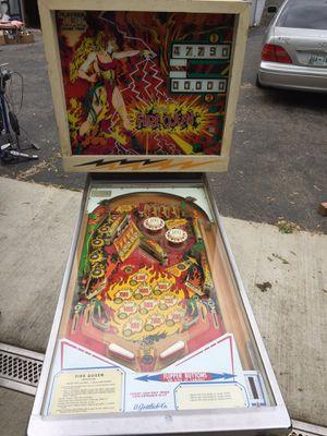 Pinball machine Fire Queen for Sale in Nashville, TN