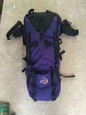 Lowe alpine pack for experienced packers for Sale in St. Louis, MO