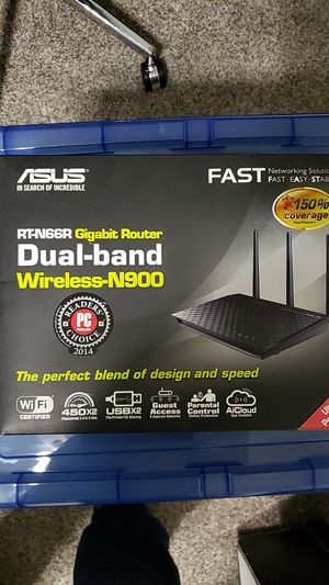 Asus Router for Sale in Sedro-Woolley, WA