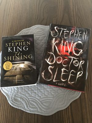 Stephen Kong's The Shining Book bundle for Sale in Coventry, RI